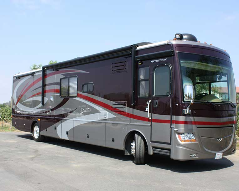 Production Trailer Rentals in LA - Reyes RV Rentals
