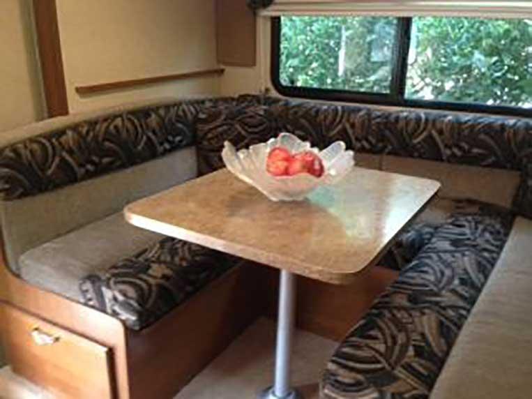 Lance Camper Truck Included Reyes Rv Rental